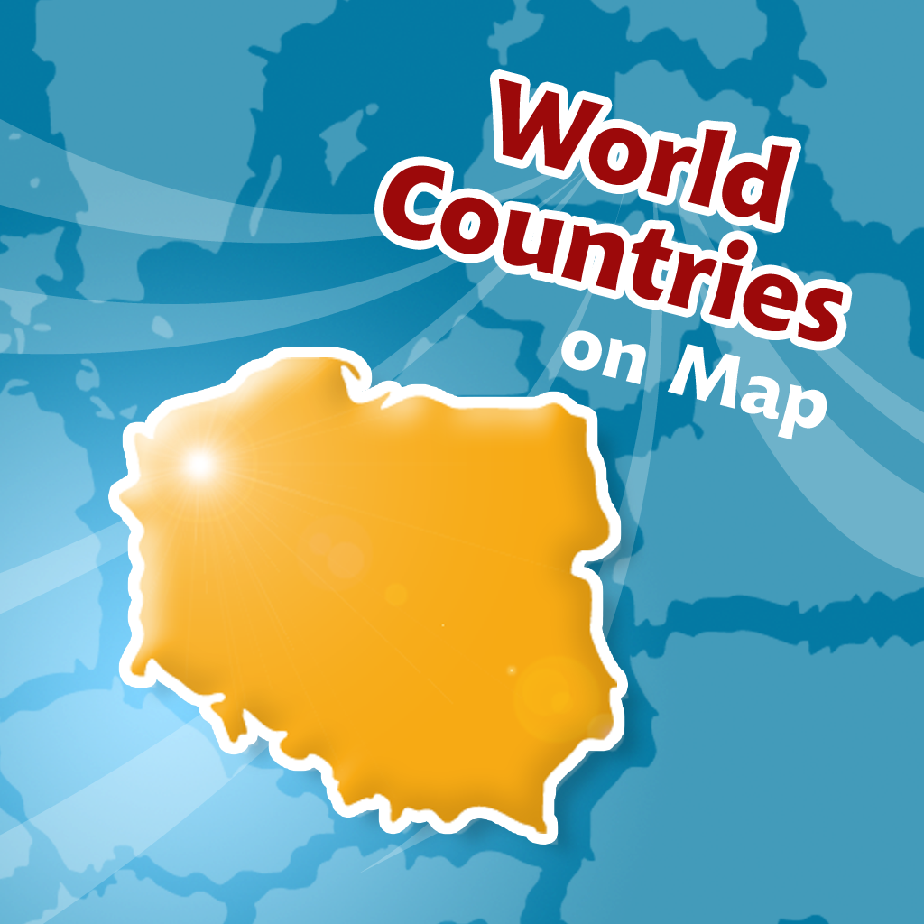 Location maps of the world countries quiz free iphone ipad app location maps of the world countries quiz gumiabroncs Choice Image