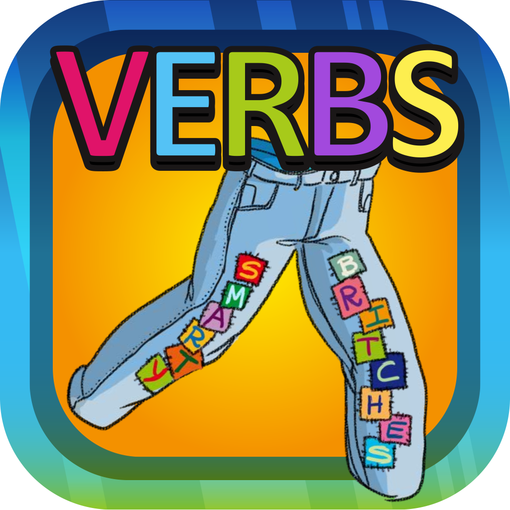 mzl.nnkmczct Smarty Britches: Verbs By Sascyn Publishing, Inc   Review